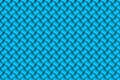 Weave textiles computer graphic design of blue pattern Royalty Free Stock Photography