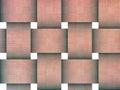 Weaving Mosaic Background