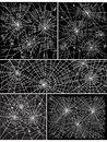 Web background pattern set II Stock Image