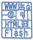 Web Design Development Kit Stock Photos