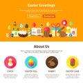 Web Design Easter Greeting