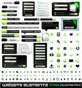 Web design elements extreme collection