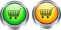 Web elements for ecommerce Royalty Free Stock Photo
