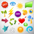 Web icon Royalty Free Stock Photos