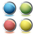 Web icon stripe Royalty Free Stock Images