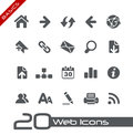 Web Icons // Basics Stock Images