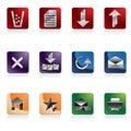 Web Site Icon Royalty Free Stock Photo