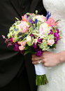 Wedding Bouquet Royalty Free Stock Photography