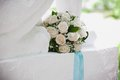 Wedding bouquet close up of Royalty Free Stock Photos