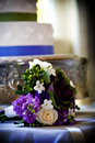 Wedding bouquet flower arrangement Royalty Free Stock Photos