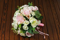 Wedding Bouquet From White And...
