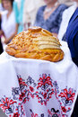 Wedding bread Royalty Free Stock Photography