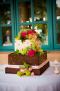 Wedding cakes Royalty Free Stock Photos
