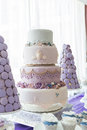 Wedding cakes Royalty Free Stock Photo