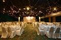Wedding chinese style on Light shining Royalty Free Stock Photo