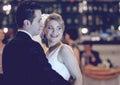 Wedding dance - retro