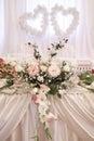 Wedding Decoration With Fresh ...