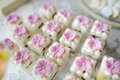 Wedding dessert Cakes and sweets Royalty Free Stock Photo