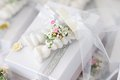 Wedding favors Royalty Free Stock Photo