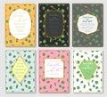 Wedding floral watercolor style invite, invitation, card design