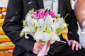 Wedding flower bouquet Stock Photography