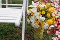 Wedding Flowers Scene