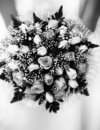 Wedding flowers(soft f/x) Royalty Free Stock Photography