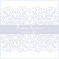 Wedding Lace Card
