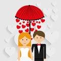 Wedding marriage love