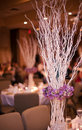 Wedding party table Royalty Free Stock Photo