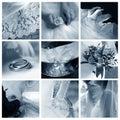 Wedding photos Royalty Free Stock Photo