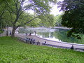Wedding Pictures Central Park Royalty Free Stock Photo