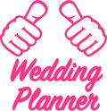 Wedding Planner With Thumbs. T...