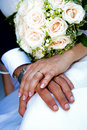 Wedding Ring Royalty Free Stock Photo