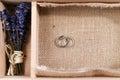 Wedding ring Royalty Free Stock Photo