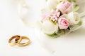 Stock Image Wedding rings