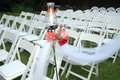 Wedding Seats Royalty Free Stock Photo