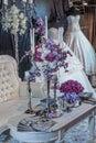 Wedding shop Royalty Free Stock Photo