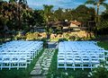 Wedding venue chairs Royalty Free Stock Photo
