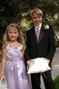 Weddingkids Royaltyfria Bilder