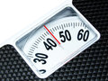 Weight Royalty Free Stock Photo