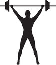 Weightlifter Royalty Free Stock Photo