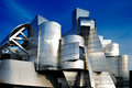 Weisman art museum university of minnesota in minneapolis usa is located on the campus designed by architect frank gehry was Stock Image