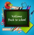 Welcome back to school with school