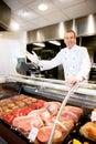 Welcome Butcher Shop Stock Photos