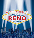 Welcome Reno