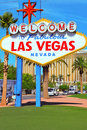 Welcome to Fabulous Las Vegas Royalty Free Stock Photos