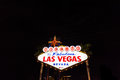 Welcome to Fabulous Las Vegas Nevada neon sign