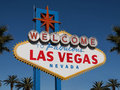 Welcome to Las Vegas Stock Images