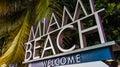 Welcome to Miami Beach! Royalty Free Stock Photo